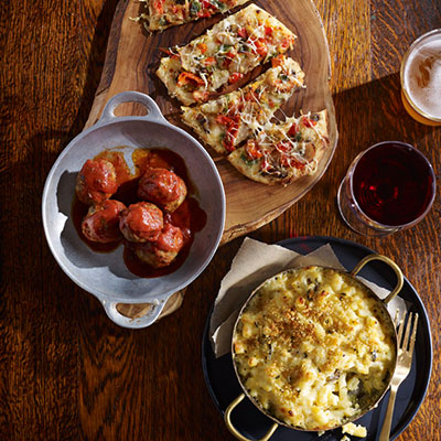 five D.C. Starbucks will begin serving wine, beer and small plates on Tuesday evening. (Photo: Starbucks)