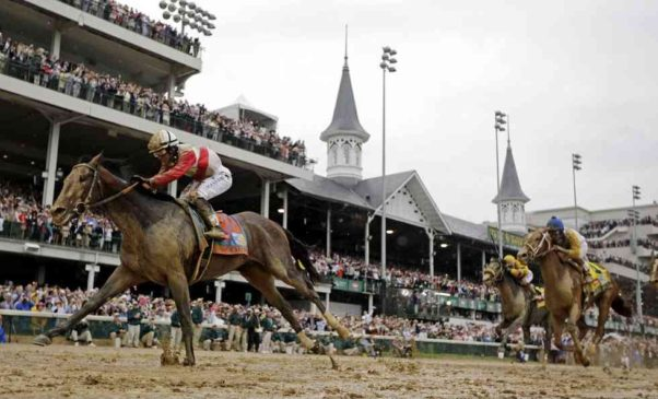 Jack Rose Dining Saloon will host a Kentucky Derby Viewing Party from 3-7 p.m. Saturday. (Photo: David J. Phillips/AP)