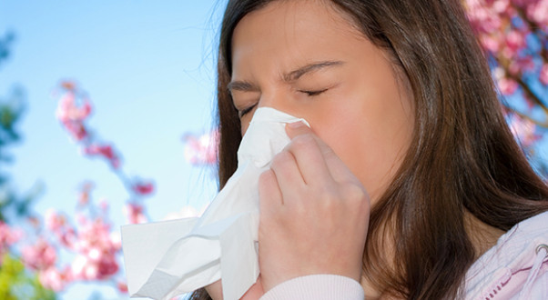 Bt mid-May, tree pollen should be easing, but then grass pollen will kick in. (Photo: Thinkstock)