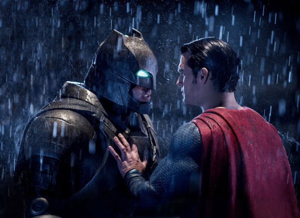 """""""Batman v Superman: Dawn of Justice"""" hung on to number one over the weekend with $51.34 million. (Photo: Clay Enos/DC Comics)"""