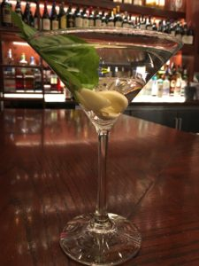 Carmine's celebrates National Garlic Day on Tuesday with a Pickled Garlic Martini for $11.  (Photo: Carmine's)