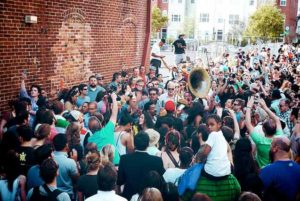 The Kennedy Center will host a free preview of D.C.'s Funk Parade on Sunday at 6 p.m. (Photo: Funk Parade)