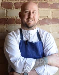 Nick Sharpe is the new executive chef at Birch & Barley and ChurchKey. (Photo: Washingtonian)