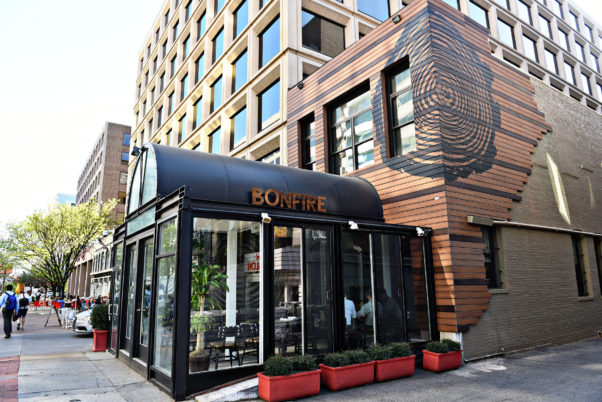Bonfire, a campfire-focused restaurant, opens on 19th Street in Dupont on Wednesday. (Photo: Bonfire)