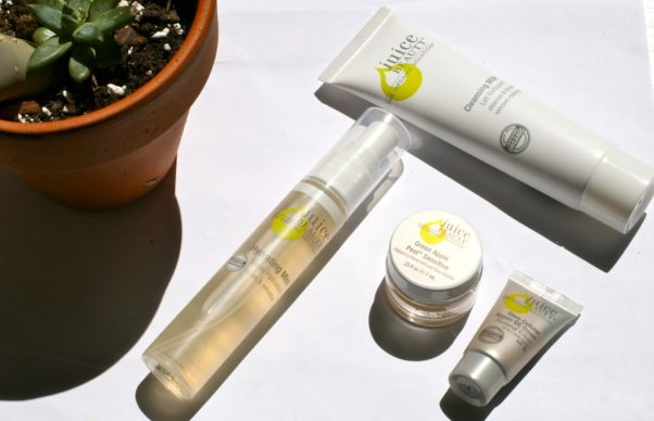 Juice Beauty is committed to natural, organic ingredients in its products. (Photo: evlady.com)