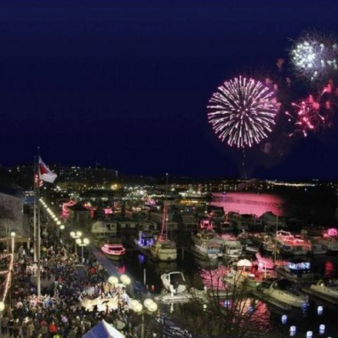 The Southwest Waterfront Fireworks Festival features activities beginning at 1 p.m. and fireworks at 8:30 p.m. rain or shine. (Photo: National Cherry Blossom Festival)
