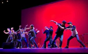 A dance crew performs at last year's Funk Academy. (Photo: Brightest Young Things)