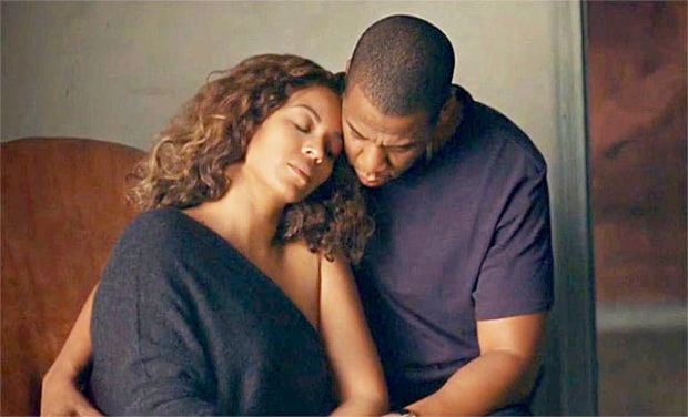 Even celebrity couples like Beyonce and Jay Z have relationship issues. (Photo: Lemonade)