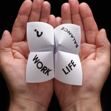 Work-life balance is necessary for a happy life. (Photo: Shutterstock)
