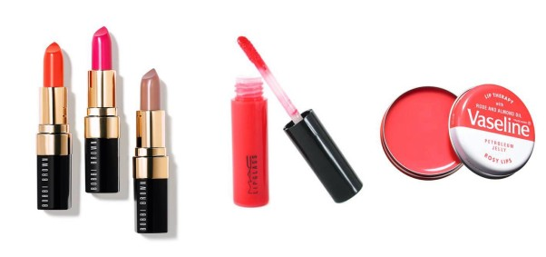 Lipstick lasts two years, while lip gloss only lasts about one. (Photo: trusper.com)