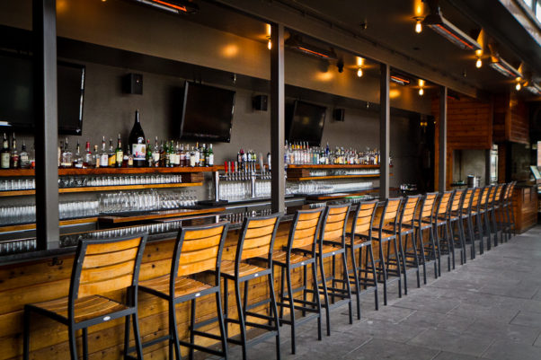 Jack Rose Dining Saloon will host a two-day Memorial Day barbecue on its rooftop terrace. (Photo: Jack Rose Dining Saloon)