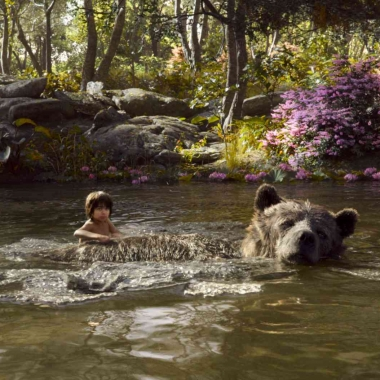 The Jungle Book led the box office for the third straight weekend and broke the $250 million domestic mark. (Photo: Disney Enterprises, Inc.)