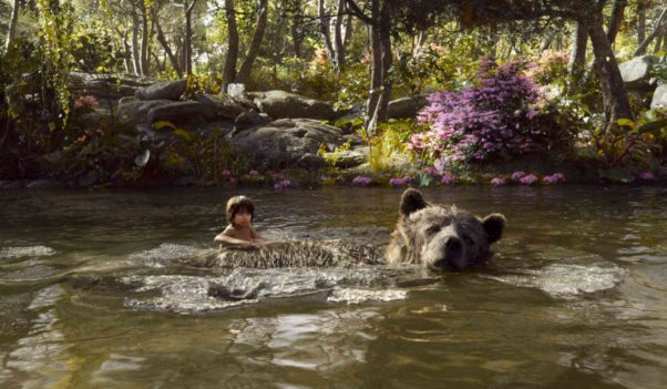 <em>The Jungle Book</em> led the box office for the third straight weekend and broke the $250 million domestic mark. (Photo: Disney Enterprises, Inc.)