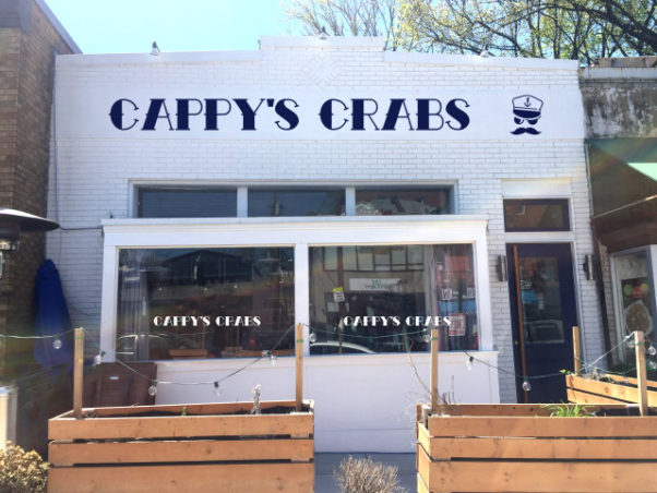 Cappy's Crabs will pop up in the former Crane & Turtle location for the summer. (Photo: Cappy's Crabs)