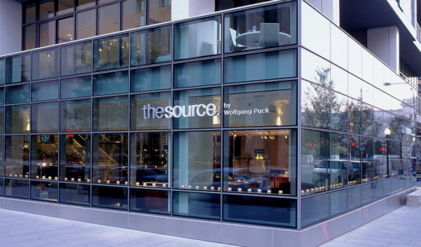 The Source will host a Hartford Family Wine dinner on Wednesday. (Photo EDG Design)