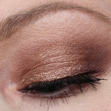 Too Faced makes it easy to change your eye makeup from work to night out in about 3 minutes. (Photo: Perilously Pale)