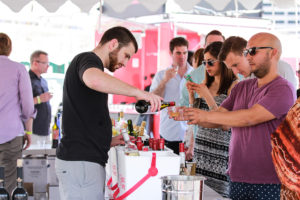 Sample wine from more than 20 wineries and food from area restaurants at VinoFest. (Photo: VinoFest)