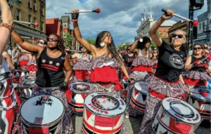 The Funk Parade takes place from noon-10 p.m. on Saturday along the U Street corridor. (Photo: Washington Post)
