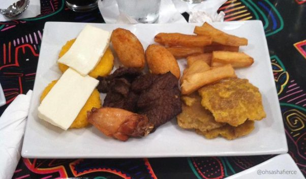 Esencias Panameñas is now serving sampler platters on weekends. (Photos: Esencias Panameñas/Facebook)