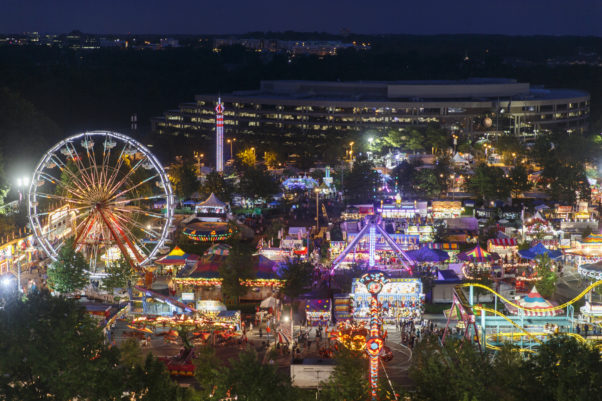 Celebrate Fairfax comes to the Fairfax Government Center this weekend. (Photo: Craig Bisacre)