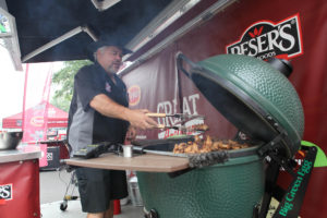 Barbecue will fill Pennsylvania Avenue during the National Capital Barbecue Battle this weekend. (Photo: National Capital Barbecue Battle)