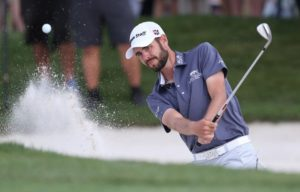 Troy Merritt  is the defending champion at the Quicken Loans National. (Photo: Associated Press)