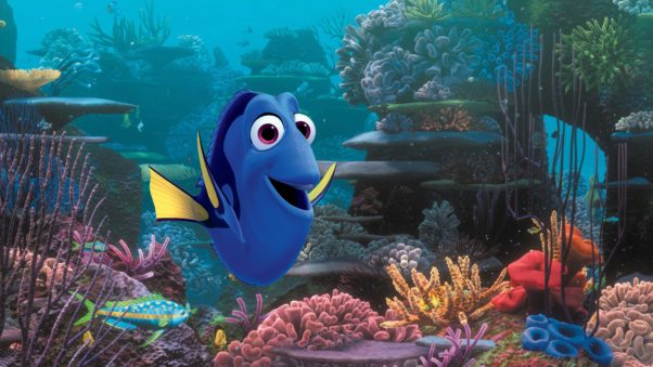 """""""Finding Dory"""" remained at the top of the weekend box office with $72.95 million. (Photo: Disney•Pixar)"""