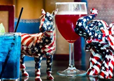 Visit any of these restaurants for a patriotic meal. (Photo: Lincoln)