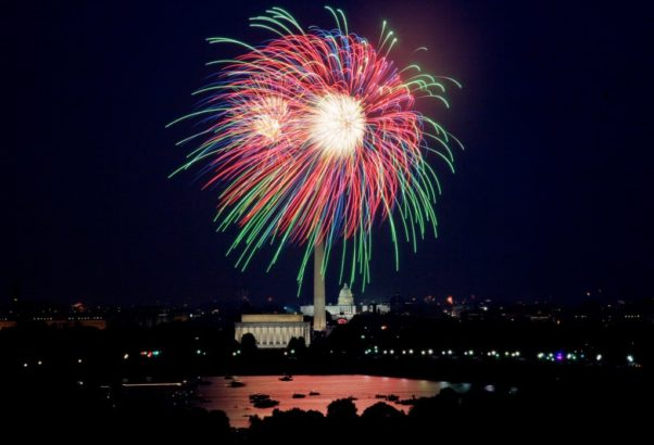 There's a full slate of activities on Independence Day in the the DMV to spend it in the kitchen. (Photo: Library of Congress)