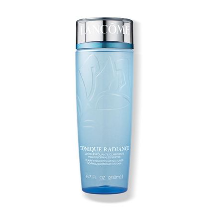 Lancôme's Tonique Radiance hydrates your skin after a long day at the beach. (Photo: Lancôme USA)