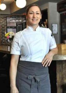 Anna Miller, formerly of Rogue 24, is the new executive chef at Vinoteca and The Royal. (Photo: Vinoteca)