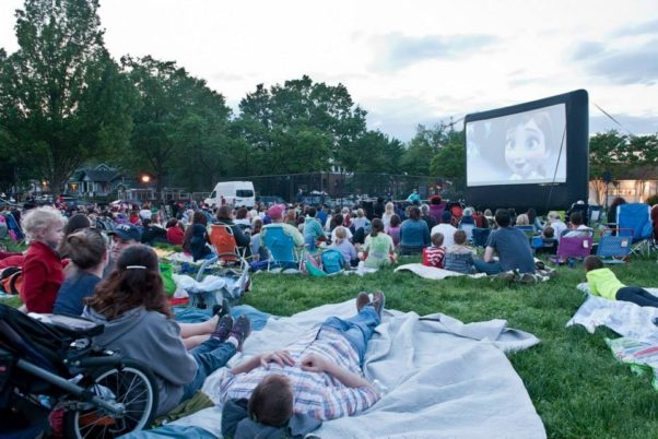 Cinema Del Rey will show movies at the Mount Vernon Rec Center monthly during the summer. (Photo: Cinema Del Rey)