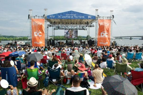 D.C. Jazz Fest at the Yards comes to Yards Park Friday, Saturday and Sunday. Admission is free Friday night. (Photo: Fritz Photo Graphics)