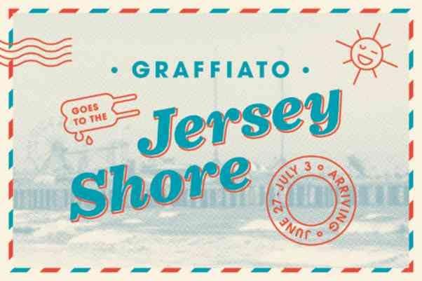 Graffiato celebrates its fifth anniversary with a Jersey Shore menu all week. (Image: Graffiato)
