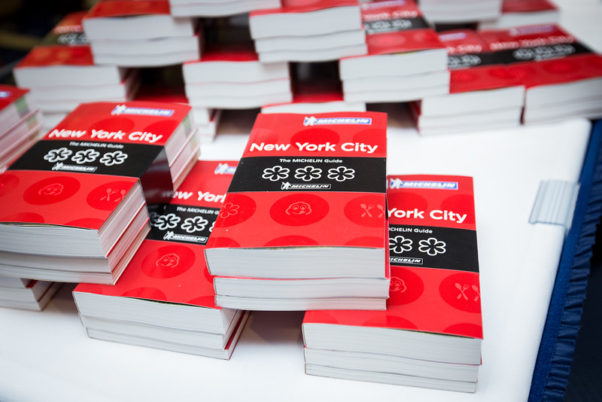 A D.C. version of the Michelin Guide will join New York, San Francisco and Chicago. (Photo: Michelin)