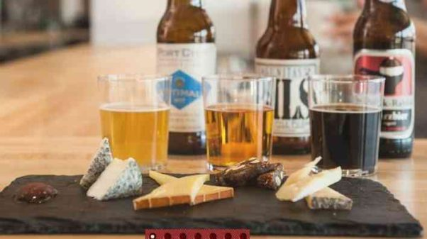 Righteous Cheese at Union Market will hold a local cheese and craft been class at 7 p.m. on Thursday. (Photo: Righteous Cheese)