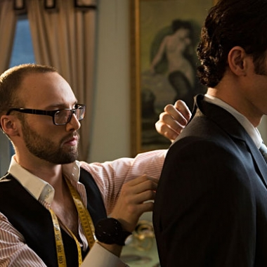 Tailor-made suits are specifically fitted to look absolutely perfect on your body. (Photo: Leonard McLane)