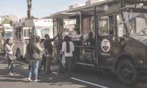 Sunday's Taste on Wheels is a food truck brunch. (Photo: Taste on Wheels)
