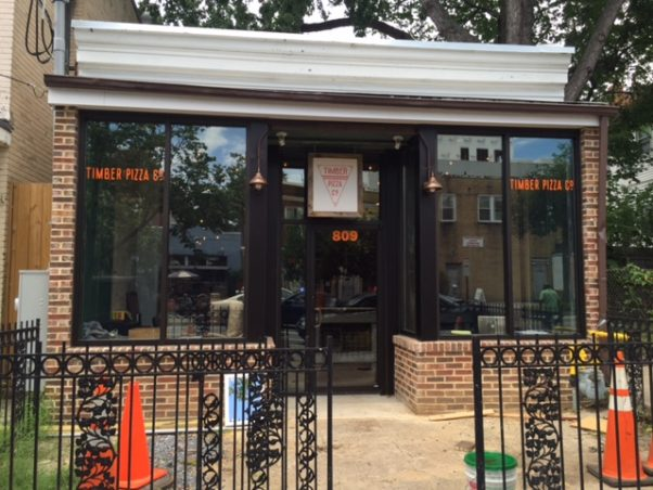 Timber Pizza Co. will  open a bricks-and-mortar location in Petworth next week. (Photo: PoPville)