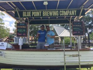 Blue Point Brewing brings its Toasted Tour to Yards Park on Saturday. (Photo: Team Player Productions)