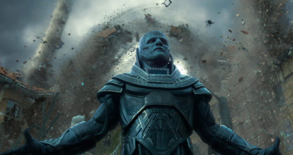 X-Men Apocalypse opened in first place over the Memorial Day weekend with $79.81 million. (Photo: 20th Century Fox)