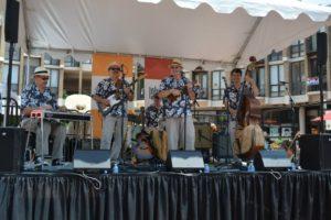 Lake Anne's Ukulele Festival is back this Saturday. (Photo: Lake Anne Plaza)