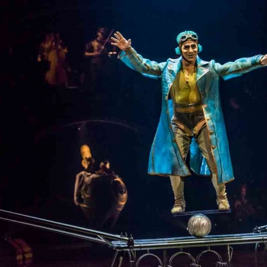 Cirque du Solei brings Kurios – Cabinet of Curiosities to Tysons Corner this weekend. (Photo: Cirque du Soleil)l