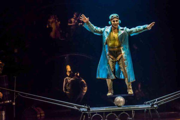 Cirque du Solei brings  Kurios – Cabinet of Curiosities to Tysons Corner this weekend. (Photo: Cirque du Soleil)l