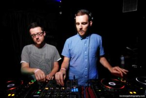 Catz and Dogz, the Polish tech house duo, is one pair of DJs spinning The Sidewalk Ends near Union Station on Saturday. (Photo: Locotorp Photography)