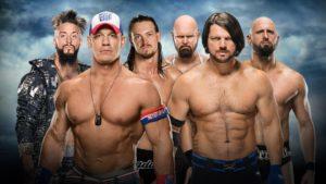 WWE Battleground comes to the Verizon Center Sunday night. (Photo: WWE)