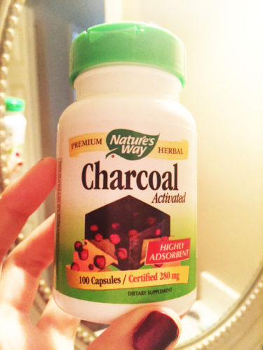 Activated charcoal is very affordable and can be found at your local drugstore. (Photo: Emma Blancovich/DC on Heels)
