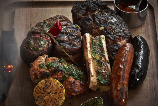 Del Campo's asado to-go menu has items that can be taken home and cooked on the grill. (Photo: Del Campo)