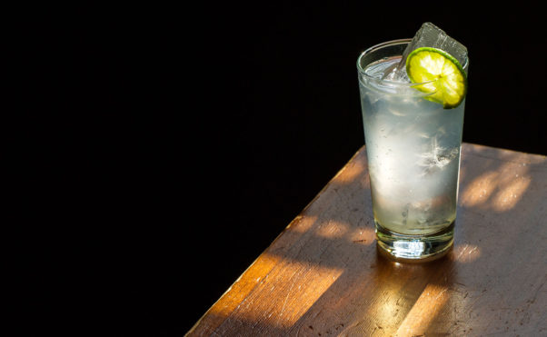 Royal Knights will feature eight rickeys for $8. (Photo: Daniel Krieger)