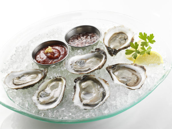 All five area McCormick & Schmick's restaurants will be offering $1 oysters on Friday, National Oyster Day. (Photo: McCormick & Schmick's)